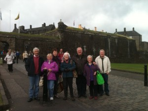 The Monday Club at Stirling Castle