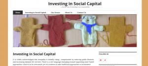 Investing in Social Capital