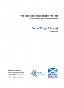 WRBP final report cover page