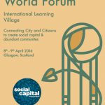 6th Social Capital World Forum