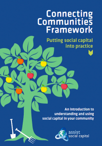 Connecting Communities Framework front page pic