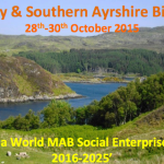 Social Enterprise and Biosphere Reserve Event in Scotland
