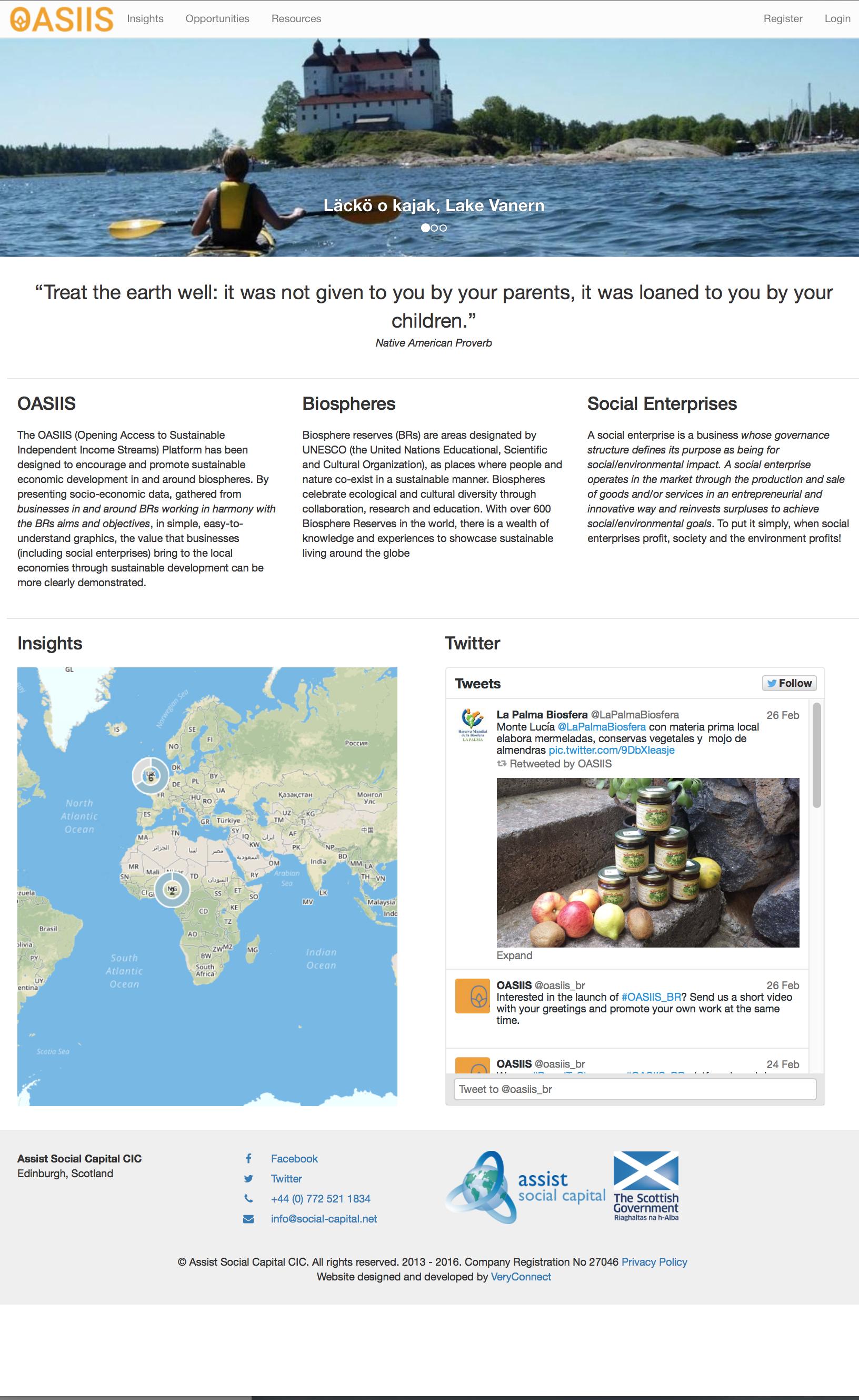 Social Enterprise & Biosphere Reserves Archives - Assist